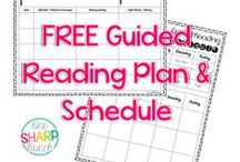 PP Guided Reading / Guided reading activities, assessments, lessons, centers, stations and how to's for teachers in preK, kindergarten, first, second, third, fourth, and fifth grades.