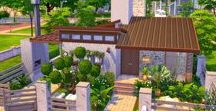 Sims 4 Houses and Lots / Houses and Lots for The Sims 4