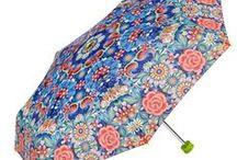 Catalina Estrada Umbrellas / The prettiest umbrellas in the world.