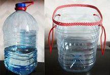 Plastflaske-Plastik