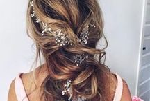 Special Day Special Hair / This board is dedicated to all the beautifully #elegant #hairstyles you can wear on your #wedding day.