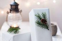 Ajándékcsomagolás, képeslapok // Gift wrapping, postcards