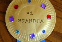 Grandparents Day in Preschool / Ideas, crafts, printables and activities related to  celebrating Grandparents Day in the early childhood classroom.