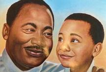 MLK in Preschool / Activities, ideas, crafts, products and related to Martin Luther King appropriate for preschool and kindergarten.