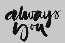 02. inspiración: frases / by Carmen Milowcostblog
