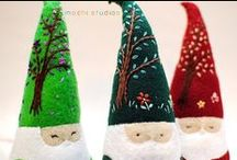 Christmas!!! / Christmas-related ideas, themes, craftiness. / by Ingrid Terpening
