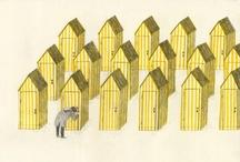 illustration / by Julia Gunko