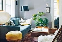 house / Decorating inspiration that is probably vastly different from what my husband is thinking...