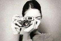 04. objetos: cámaras de fotos / by Carmen Milowcostblog