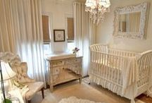 Classic Neutral Nursery Inspiration / Classic neutral nurseries we love.