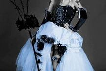 Gothic Dark and Punk Fashion