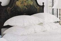 Bedrooms / by Lou Harvey