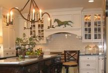 Kitchen Ideas / by Maria O'Shea