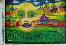 HUNDERTWASSER / by Kerry Ford