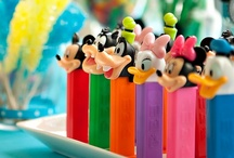 Disney Party Ideas / Disney-themed party crafts, games & decorations