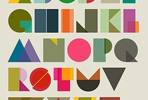 Typography / by Hannah Lee