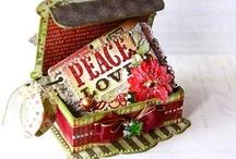 3d paper crafts / by Nancy Malm