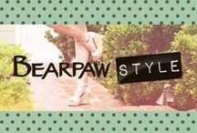 BEARPAWstyle.com / It's great when philosophy meets reality, and that's what BEARPAWStyle is all about. You might be in a busy office in the city or at a mountain retreat, but you have a sense of comfort and style that's soothing nonetheless. You close your eyes — or just look down at your feet — and you're living comfortably.  http://www.BEARPAWstyle.com / by BEARPAW
