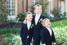 Ring Bearers & Flower Girls / Here are some of our favorite photos of ring bearers and flower girls.