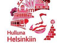 Hulluna Helsinkiin / Hulluna Helsinkiin -näyttely Sofiankatu 4:ssä lähestyy Helsingin menneisyyttä uudella tavalla: lähtökohtina ovat helsinkiläisten lempipaikat ja kaupunkilaisten tarinat viideltä vuosisadalta. Lempipaikkoihin voi tutustua myös mobiilisti m.hullunahelsinkiin.fi ja joukkoon saa lisätä omia kohteita. Näyttely on avoinna 6.6.2013–31.12.2015.