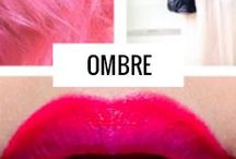 OMbre / by Georgia Smith Designs