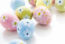 Easter / Easter ideas. / by Ingrid Terpening