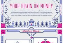 Money | Economic Infographics / A collection of infographics about money and economic.