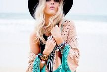 Boho Chic / Bohemian Glam Faahion / by Flipinista Your BFF (Best Flip Flop)®