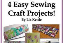 FREE eBooks for Crafts & Quilting / Free Projects for Crafts and Quilting / by Havel's Sewing