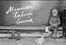 Menneen talven lumia / Valokuvanäyttely talvisesta Helsingistä Sofiankatu 4:n Lyhtysalissa 1.4.–14.9.2014.