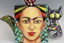 ARTIST INSPIRED WORK