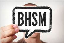 Better Hearing & Speech Month / Each May, Better Hearing & Speech Month (#BHSM) provides an opportunity to raise awareness about communication disorders and role of ASHA members in providing life-altering treatment. Here are a collection of ideas and resources.