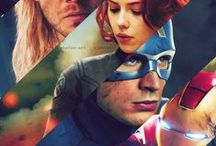 ◆Avengers Initiative◆ / Avengers & Their Individual movies! Plus my OTPS! / by Candice Hardwick