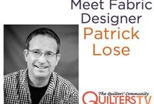 Patrick Lose / Patrick Lose - Artist, Educator, Designer / by Havel's Sewing
