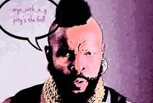 mindfulness / Pity the fool who is not mindful.