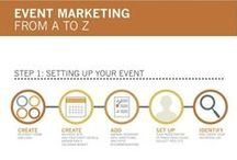 Offline marketing infographics / Traditional, offline marketing infographics / by Piktochart
