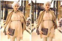 PREGNANT Hijab