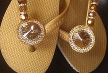 Gold Rush / by Flipinista Your BFF (Best Flip Flop)®