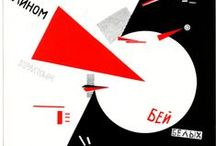 Cubism, Constructivism, Futurism / From original works of these periods to modern designs inspired by them,