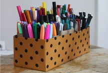 Crafty Clutter Busters