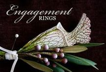 Vintage & Antique Engagement Rings / Unique, one-of-a-kind vintage & antique engagement rings available at Isadoras.com.