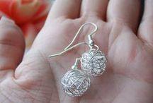 Silversmidesinspiration / Inspiration for silver jewelry