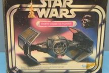 Star Wars Toys / by h m