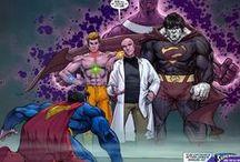 Superman Villians / by h m