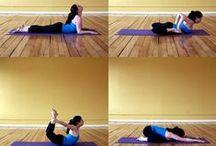Yoga / Yoga moves for triathletes.