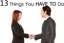 Interview Tips / Interview