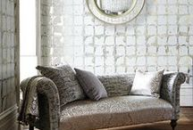 Luxury Wallpaper / Stunning, luxury wallpaper designs and finishes