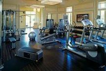 Home Gym / Home Gyms