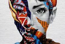 Stencils & Street Art