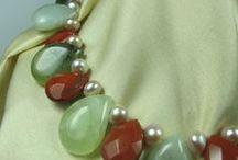 Necklace / Luxury costs less than Elegance. (Honoré de Balzac)